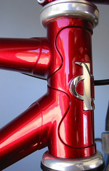 OS Compact Head Tube Lugs