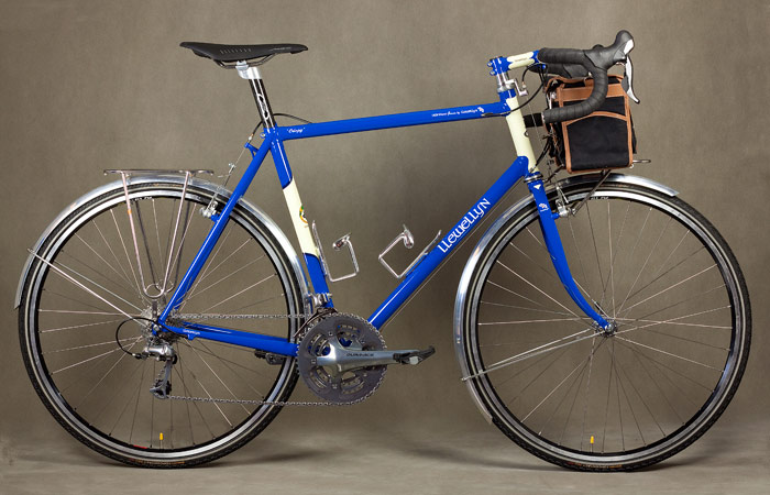 Two takes on the Randonneur
